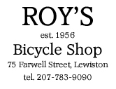 Roy's Bicycle Shop